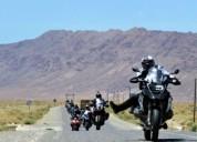 Nós mostramos-lhe o argentino da sua motocicleta.