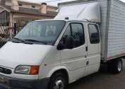 Ford transit mista 2000€ branco cor