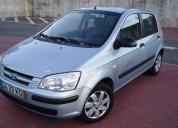 Hyundai getz 1.5 crdi 85cv a c 2000 €