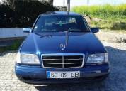 Mercedes-benz c 220 6ªfeira abertos 5000 €
