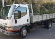 Mitsubishi canter 649 3.9 turbo tri basculante  35