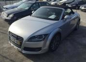 Audi tt cabrio nacional  7300€