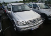 Mercedes-benz ml 270 cdi 5p  6333€