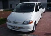Toyota hiace 2.4 2500€