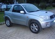 Toyota rav4 3 portas 2.0 d4d  1500€