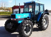 Tractor landini blizard 85 cab 3600€