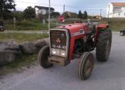 Tractor massey ferguson 245 1500€