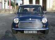 Austin morris mini 1000 azul 2000€