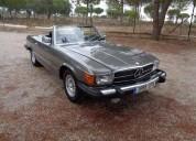 Mercedes-benz 380 sl 6300€