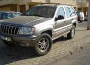 Jeep grand cherokee 3.1cc automátic 2500€