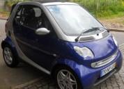 Smart fortwo pasion cabrio  2000€