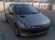 Peugeot 206 1.4 hdi  1500€