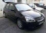Honda civic 1.4        3500€