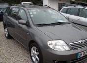 Toyota corolla sol 1.4 d4d 90cv 4100€