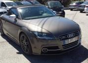 Audi tt tts 272 cv cabrio 14500€