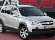 Chevrolet captiva 2.0vcdi se7en extreme  5500€