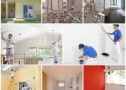 Remodelações pinturas trolha pedreiro tecto pladur