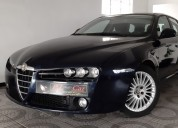 Alfa romeo 159 sw elegante 1.9 jtdm 16v 150 cv