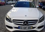 Mercedes-benz c 200 c statio200bluetec