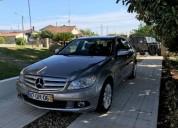 Mercedes-benz c 220 cdi elegance 9000 euro