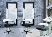 Mobiliário de cabeleireiro - promoção