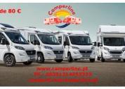 Camperline , auto-caravanas