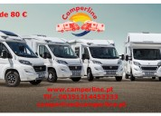Camperline , comércio e aluguer de autocaravanas