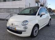 Fiat 500 1.2 lounge, gps