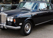 Rolls royce silver shadow 6.75 saloon