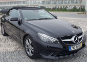 Mercedes-benz e 250 cdi cabrio 9vel 12500 eur