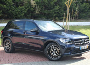 Mercedes-benz glc 250 amg 4 matic pack night 15000