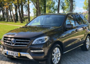 Mercedes-benz ml 250 pack off road completo 12500