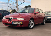 alfa romeo 156 1.9jtd- 2000€
