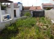 Conjunto de 2 moradias com quintal