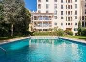 Apartamento t3 com jardim e piscina
