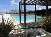 Excelente t1 em condominio com piscina no campo grande