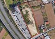 Excelente terreno rustico arrendamento em nogueira