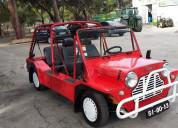 Mini moke cabrio