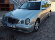 Mercedes-benz e 220 w 210 cdi