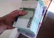 Empréstimo instantâneo até 150000€