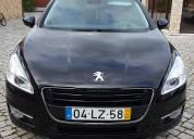 Peugeot 508 2.2 gt 204cv 6000eur