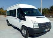 Ford transit t330 9 lugares-6000eur
