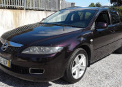Mazda 6 sw mzr-cd 2.0 exclu. plus 4000eur