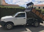 Toyota hilux cabine simple