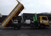 Nissan atleon 210 camião c grua toimil