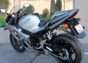 Suzuki gsx r1000 k4 2005