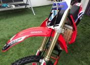 Honda crf r 250
