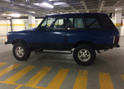 Jipe range rover classic