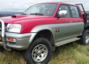 Mitsubishi l200 strakar