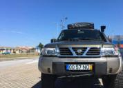 Nissan patrol gr y61 longo